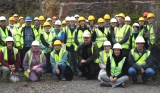 Fieldtrip to the Late Triassic Fissures, SVP Bristol (2009)