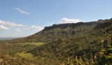 June/2011 field work - Escarpments of the Cambambe Hill, Chapada dos Guimarães -MT